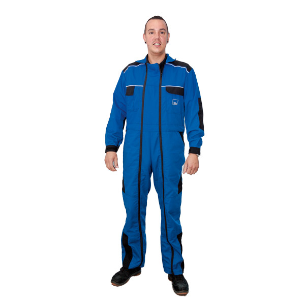 ATE Double-zip Work Overall (Product No.: 40-0004H)