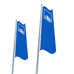 ATE Flag (Product No.: 4000900)