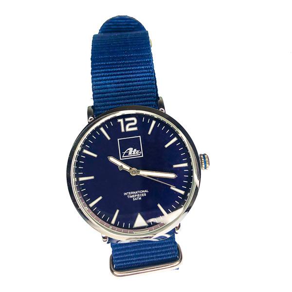 ATE metal wristwatch (unisex) (Product No.: 4001900E)