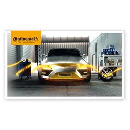 Continental 3-in-1 Notebook Pad (Product No.: 4003500)