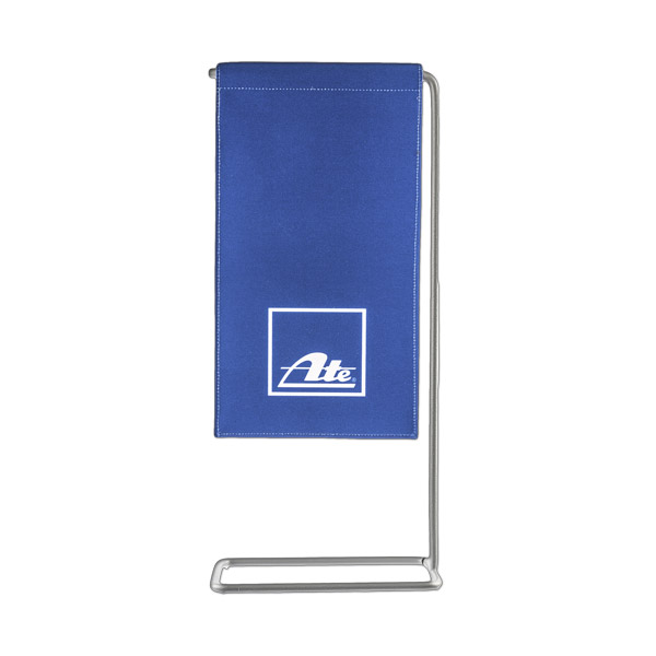 ATE Table Banner with Stand (Product No.: 4005200)
