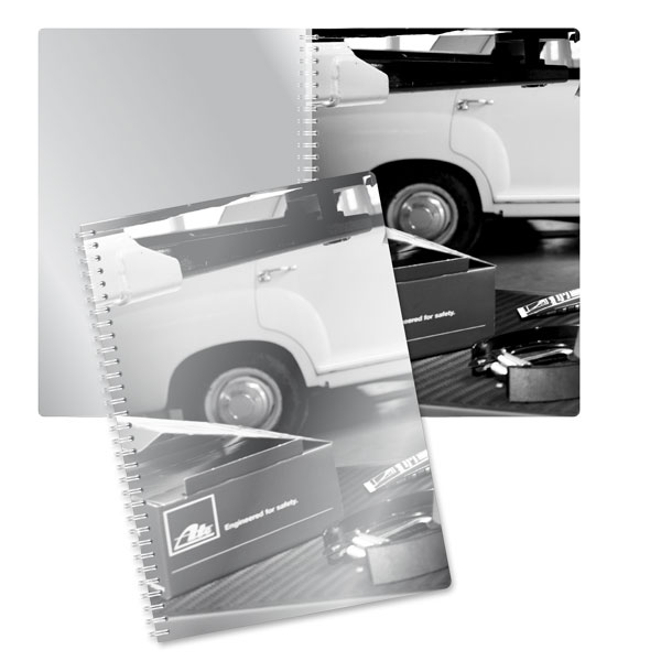 ATE Classic Wired Notebook (Product No.: 4007400)