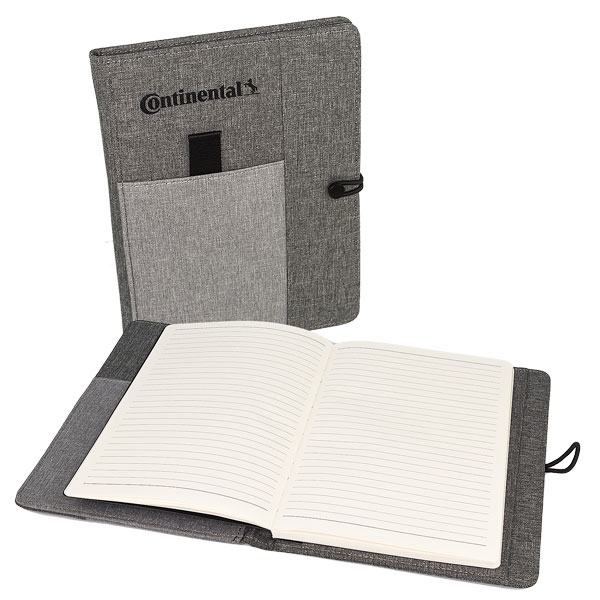 Continental A5 notebook cover grey (Product No.: 4008500)