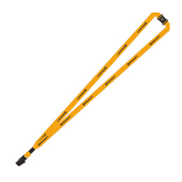 Continental Tube Lanyard (Product No.: 4009800)
