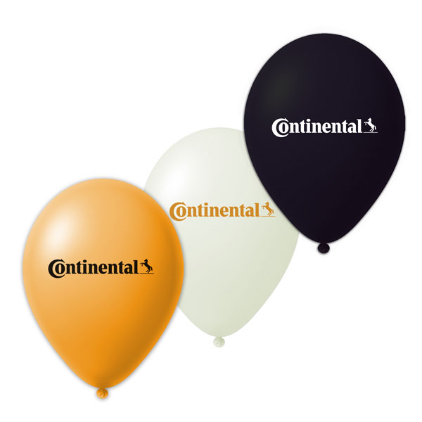 Continental Balloons (Product No.: 4030100)