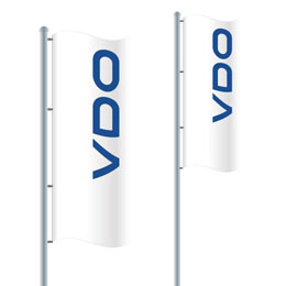 VDO Hoist Flag (Product No.: 4200900)