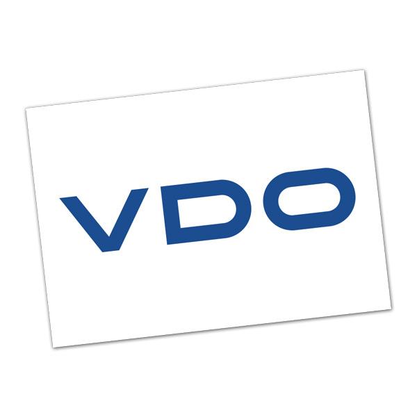 VDO Sticker DIN A4 (Product No.: 4203600)